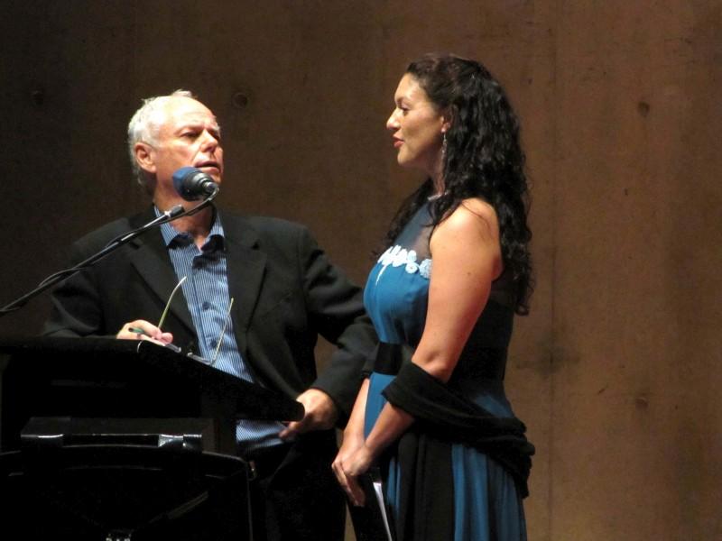 ABC Classic FM present John Crawford interviews soprano Karen Fitz-Gibbon