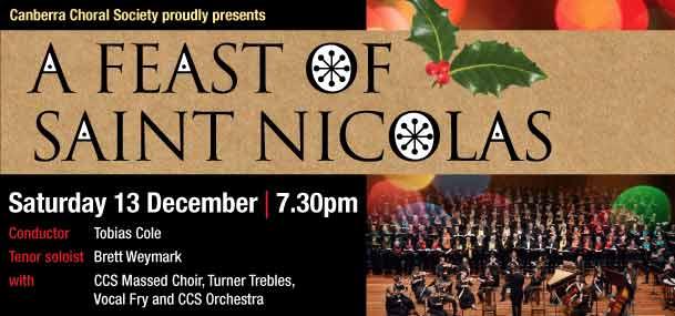 A Feast of Saint Nicolas