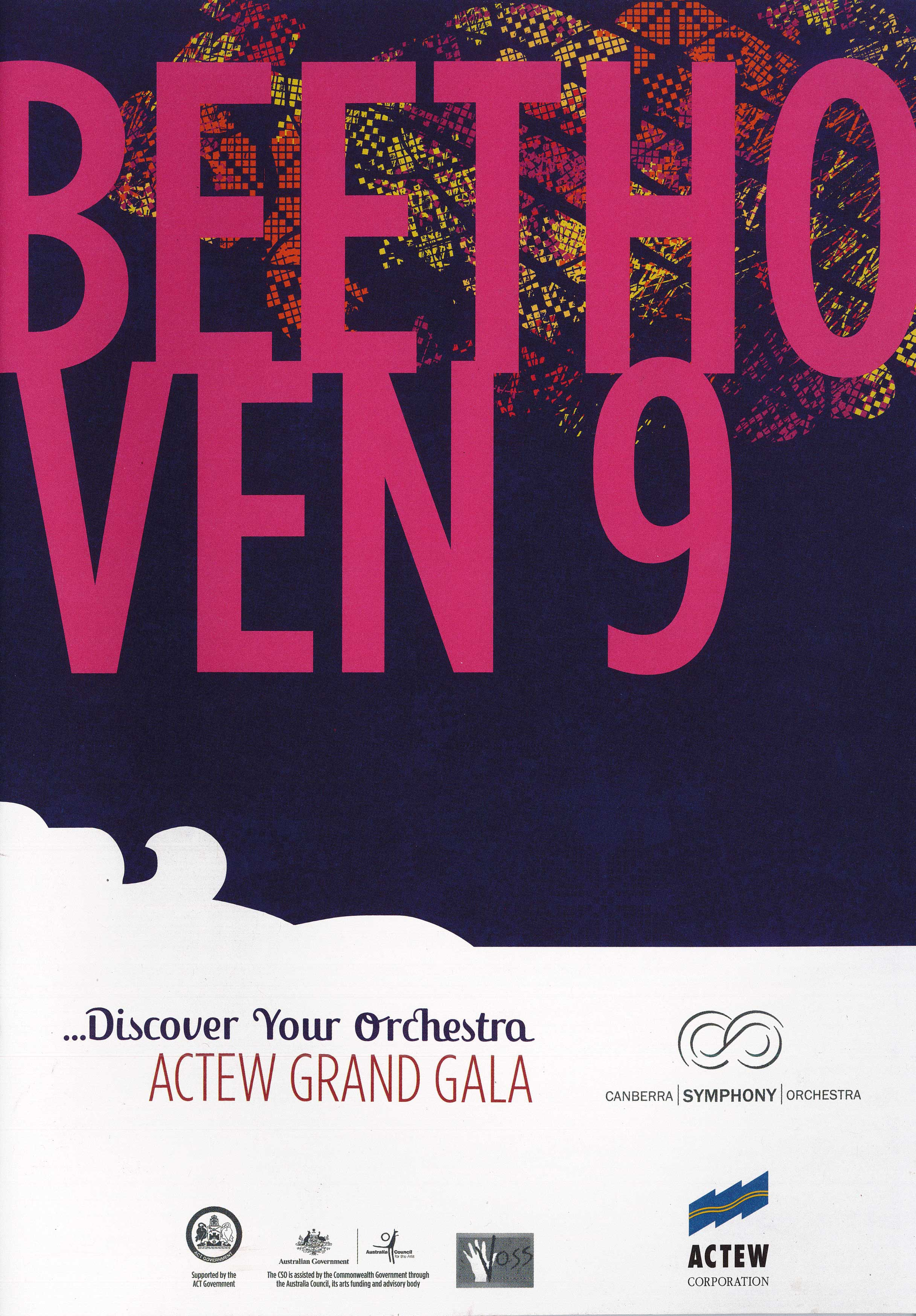 Beethoven 9 with CSO 2009