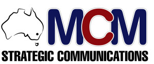 MCM Strategic Communications logo