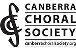 Canberra Choral Society Logo