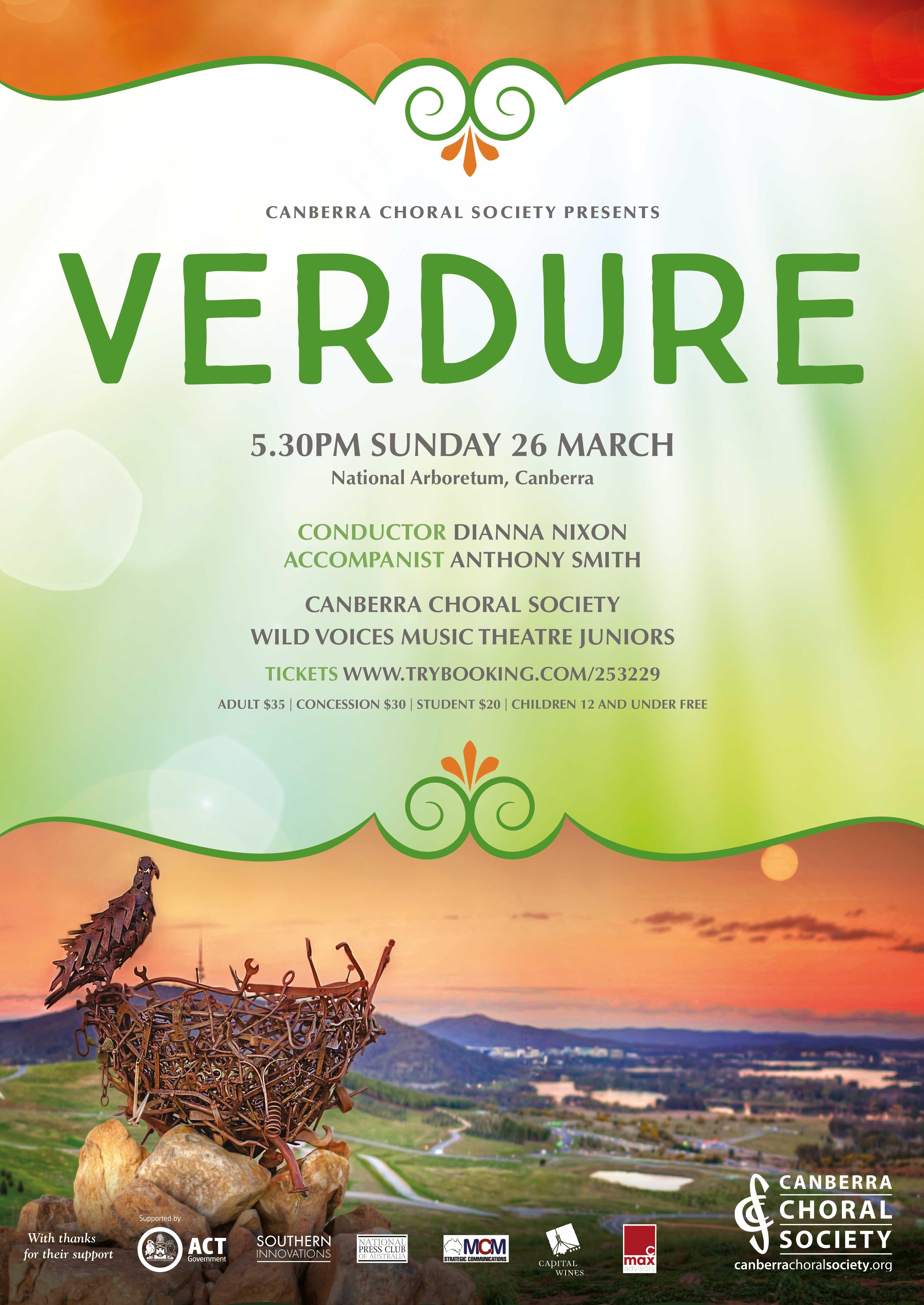 Verdure poster