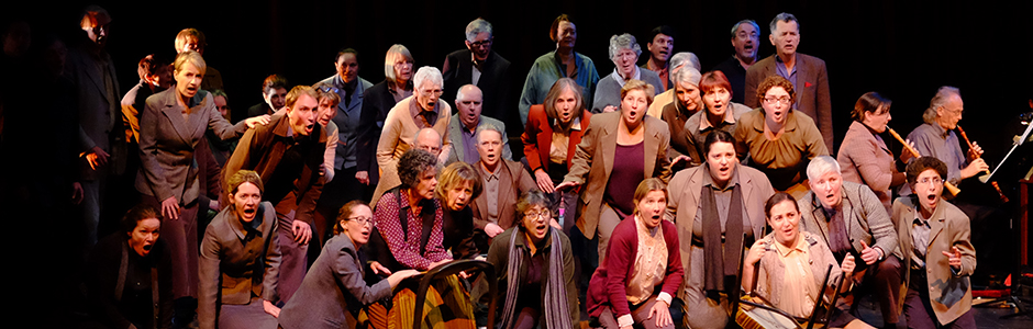 The Vow - HITT Opera Chorus (singers from the Canberra Choral Society)