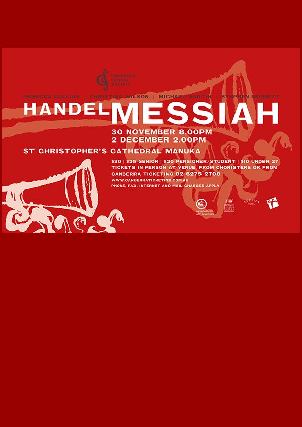 Messiah 2007 poster