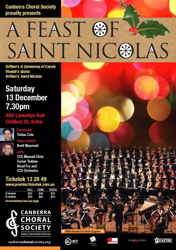 A Feast of Saint Nicolas 2014