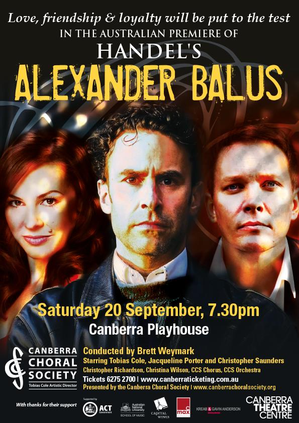 Alexander Balus 2014 poster