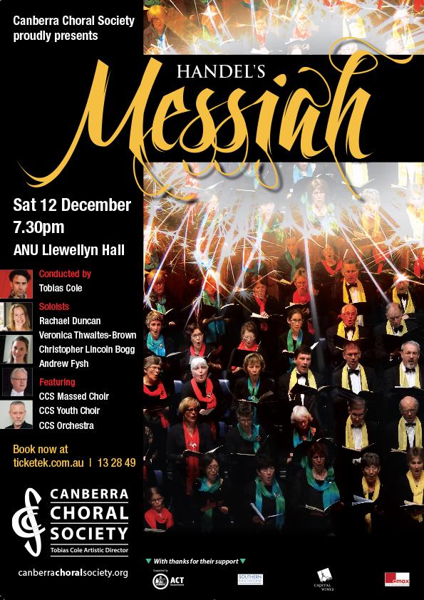 Messiah 2015 poster