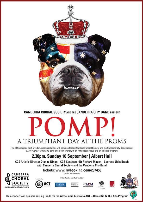 POMP poster