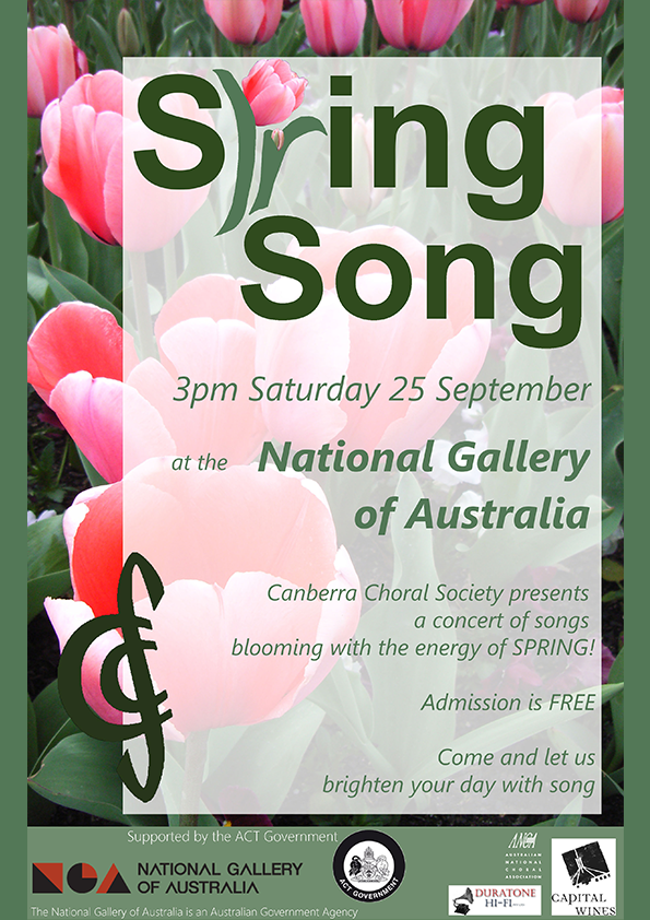 Spring Song 2010 poster